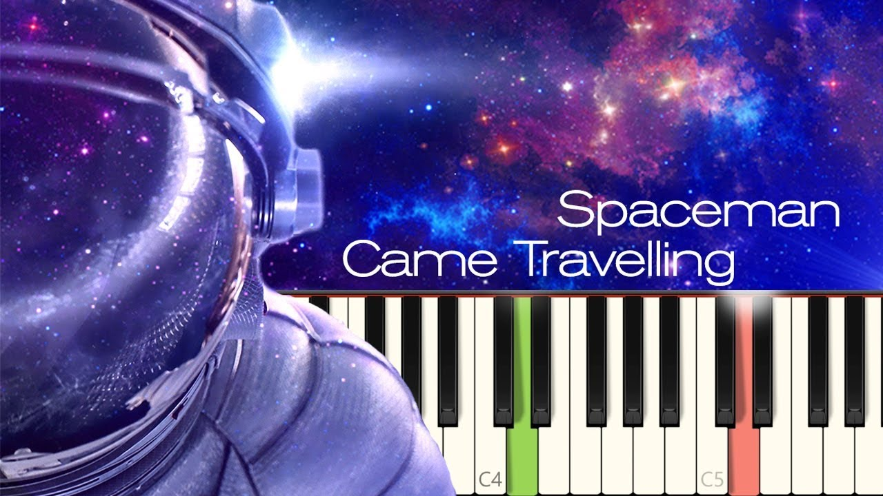 a spaceman came travelling midi