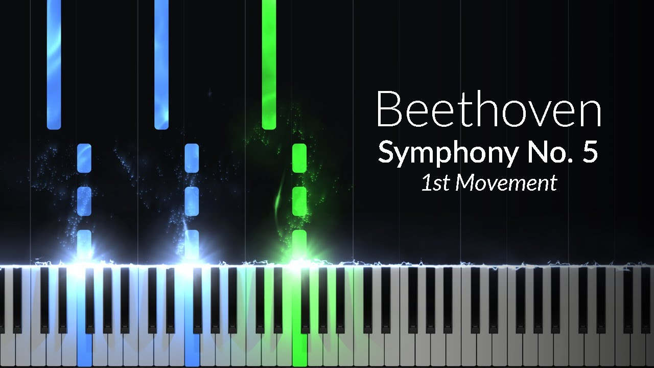 most popular beethoven piano songs