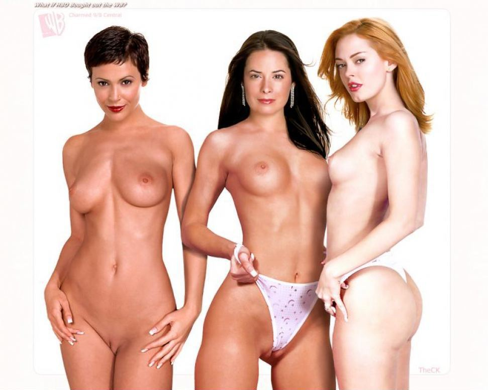 charmed cast nude fakes