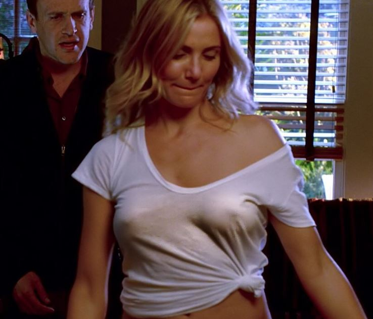 hot and sexy cameron diaz milf