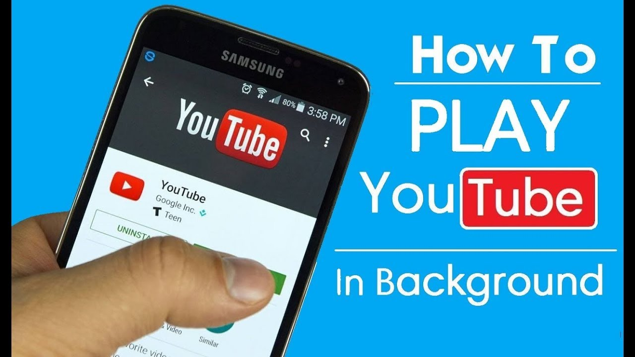 please play youtube videos