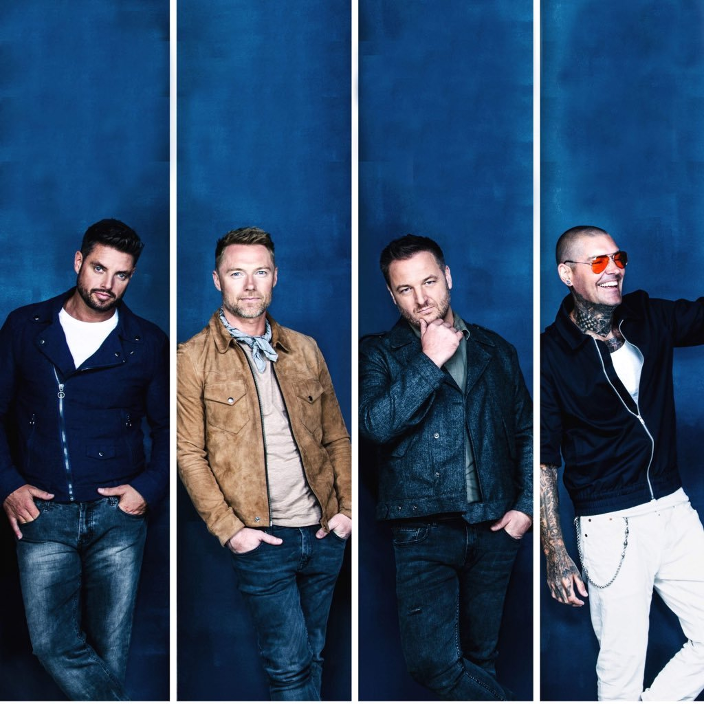 you ll be there boyzone